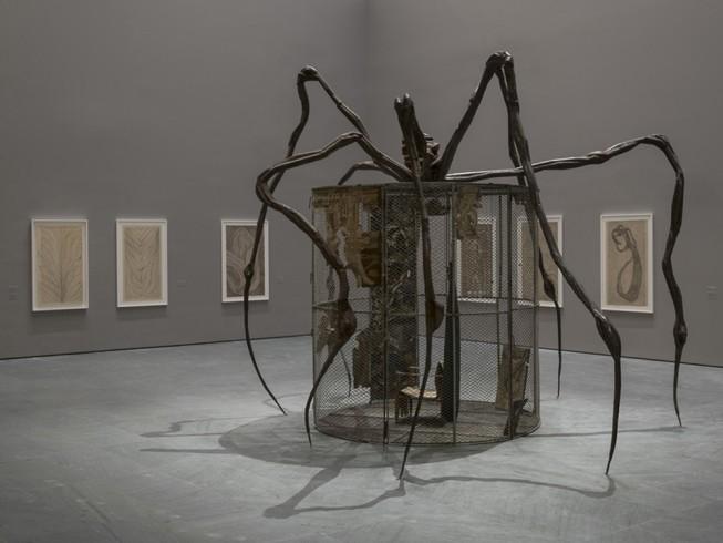 Louise Bourgeois: An Unfolding Portrait